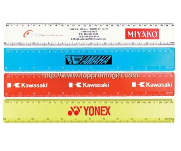 30cm ruler with inch on other side