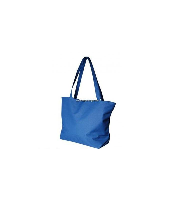 Spectrum Zippered Tote