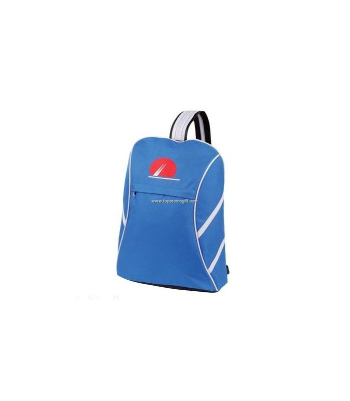Zip Up Sports Backpacks