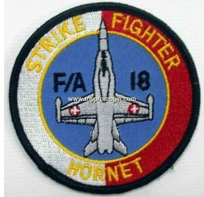Commemorative Cloth Patches