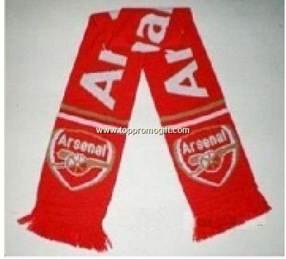 Custom Made Team Scarves