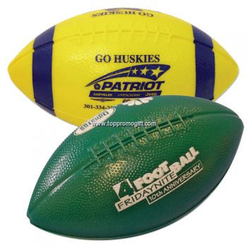 "7""FOAM FOOTBALL WHOLESALE"