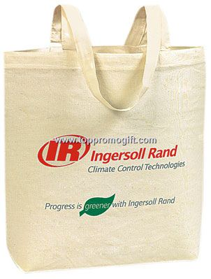 eGREEN Promotional Canvas Tote Bag