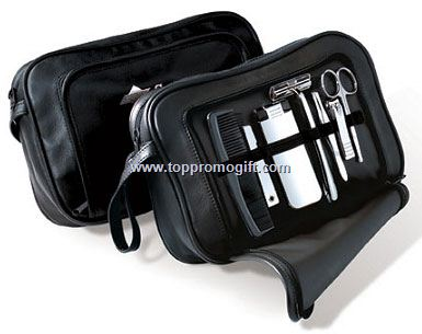 Toiletry Bag/Travel Groomer Synthetic Leather