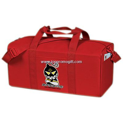 Economy Square Duffle Bag