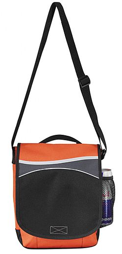 Route 66 Carry-All Messenger Bag
