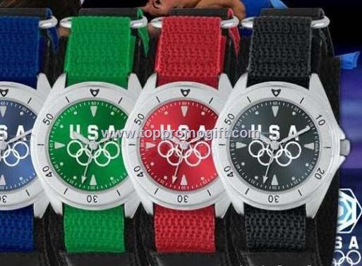 Canvas Sports Watches