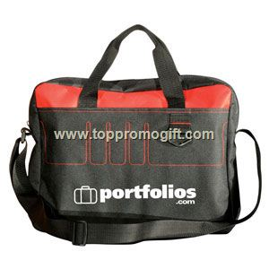 Polytex Zippered Document Bag