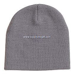 Knit Cap without Cuff