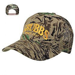 Camouflage Mesh Back Cap - Transfer