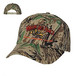 Structured Camouflage Cap