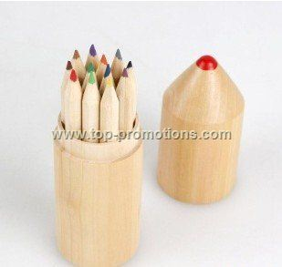 3.5 inch colored pencil set
