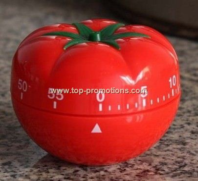 Tomato Shaped Timer