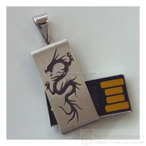 Stainless USB Flash Drive