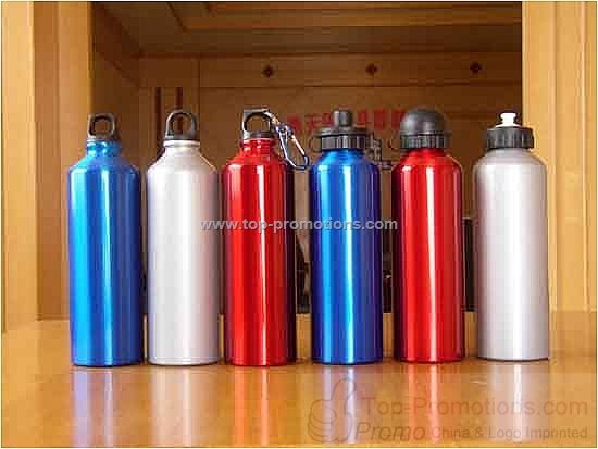 aluminum sport bottle series