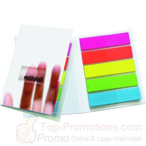 STICKY NOTES COVER INDEX TABS
