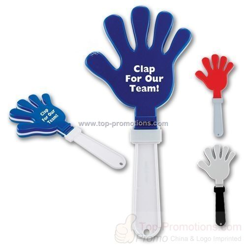 15  Jumbo Hand Clapper - Sports Game Noisemaker
