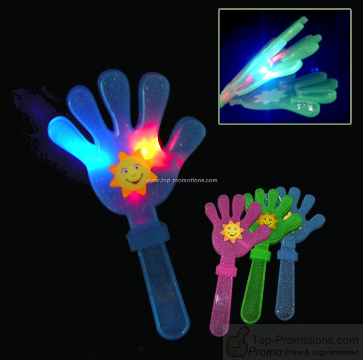 Lighting Up Hand Clapper
