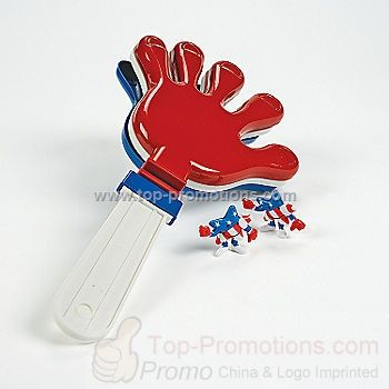 Patriotic Hand Clappers and Characters