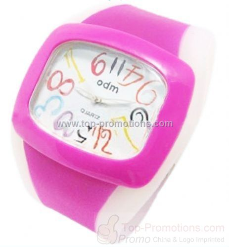 ODM Silicone watch
