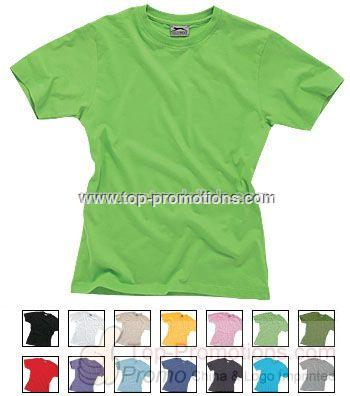 SLAZENGER LADIES T-SHIRTS