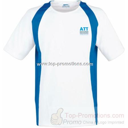SLAZENGER COOL FIT T-SHIRTS