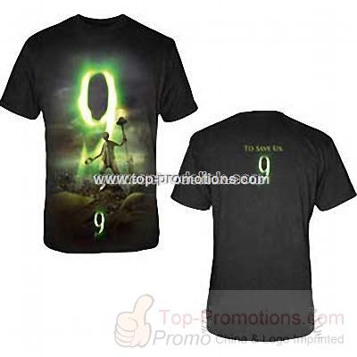 9 Movie - Our Last Hope! T-shirts