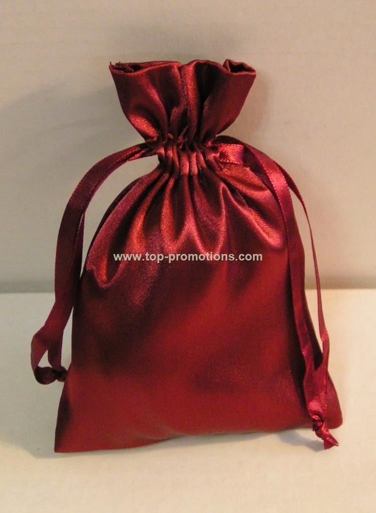 Promotional Satin Pouch