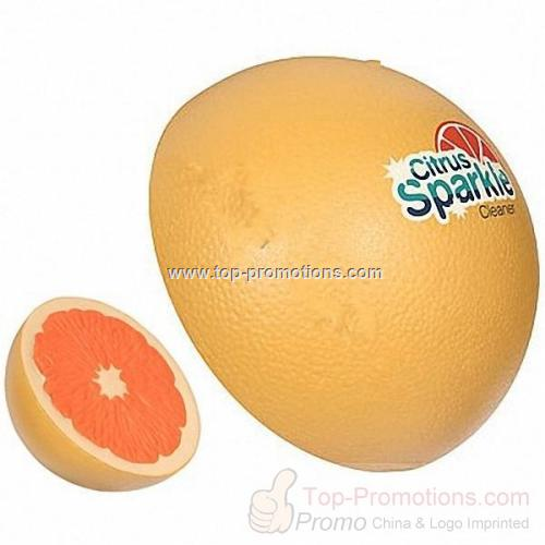 Grapefruit Half Stress Balls