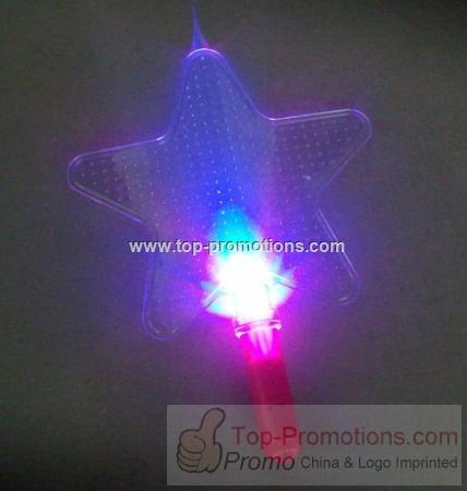 Glow Flashing Heart Shaped Hand Clapper