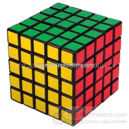 Rubik is s Magic Cube Puzzle 5x5