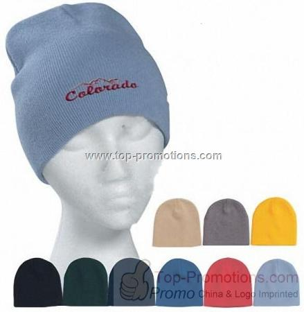 DISCONTINUED Knit Cap With Cuff