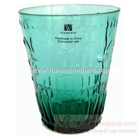 Woolworths European relief process glass