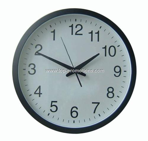 Backward Wall Clock