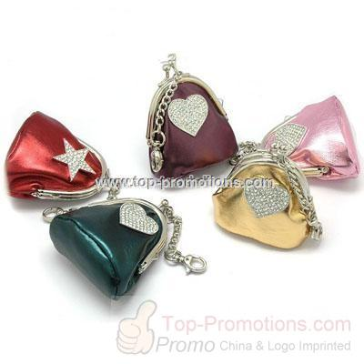 Purses with Star and Heart