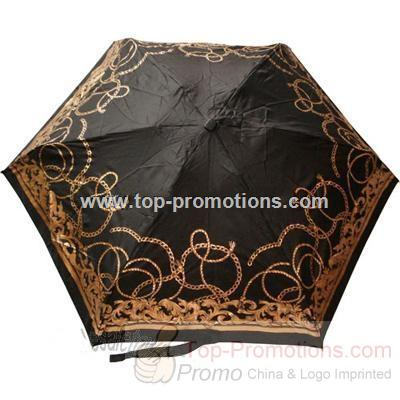 Close Baraoque Scarf Umbrella