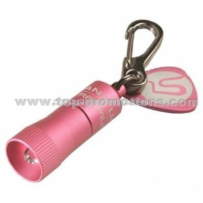 Light Miniature Keychain LED Flashlight