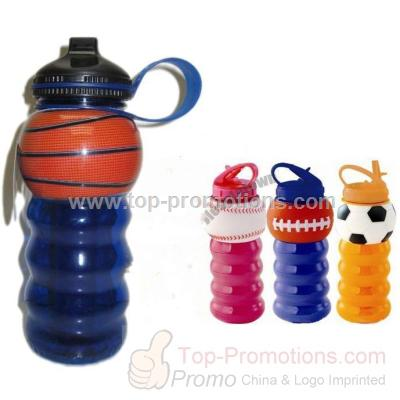 Sports Ball Shaped Water Bottle