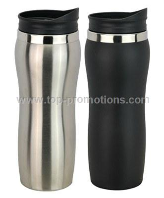 Portable Stainless Steel Mug