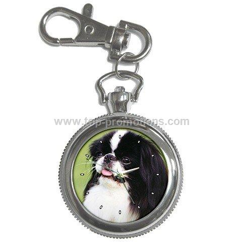 Minnie2 Key Chain Pocket Watch