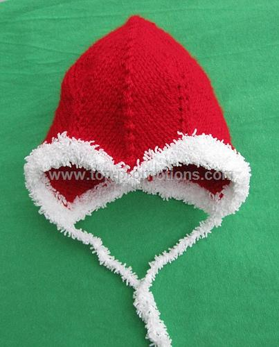 Christmas colors cap