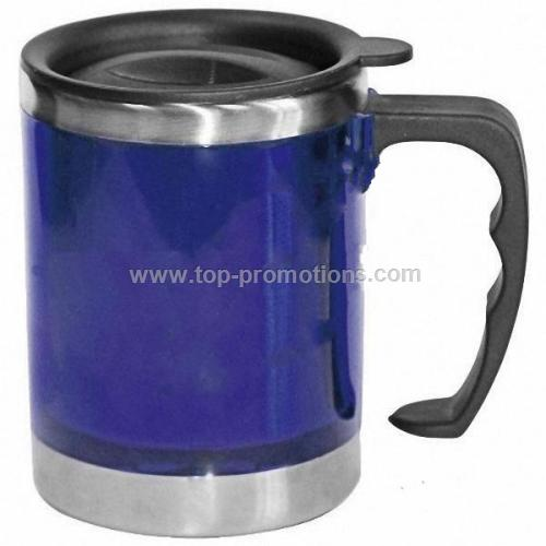 Stainless Steel Thermos Car Mugs