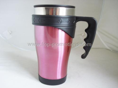 450ml promotion stainless steel thermos mug cup