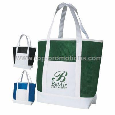 Soft Mesh Tote Bag