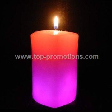 valentine s day series led candle