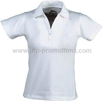 SLAZENGER LADIES BODY FIT POLO