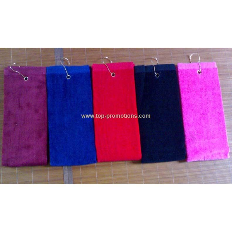 Wholesale Golf Towel Promotional,US$1.2-$1.8/pc