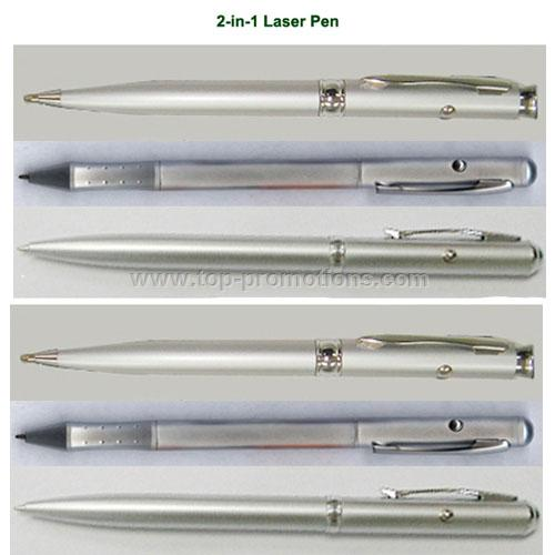 2-in-1 Stylus Pen