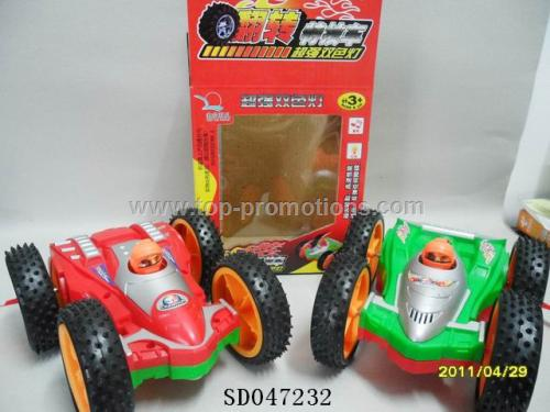 B/O tip lorry toy