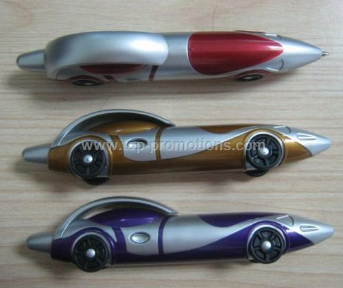 Car shape ballpoint pen